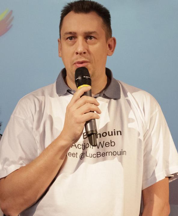 Luc Bernouin